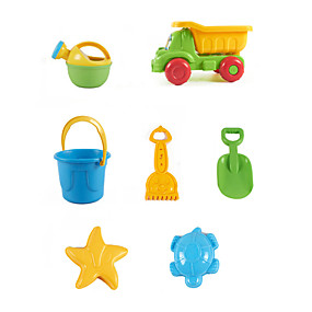 hesapli Dış Mekan Oyuncakları-Rol Yapma Oyunu 1 in 7 ABS 7 pcs Çocuklar için Yetişkin Oyuncaklar Hediye