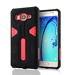 voordelige Galaxy J5 Hoesjes / covers-hoesje Voor Samsung Galaxy On 7 / On 5 / J7 Schokbestendig Achterkant Schild PC