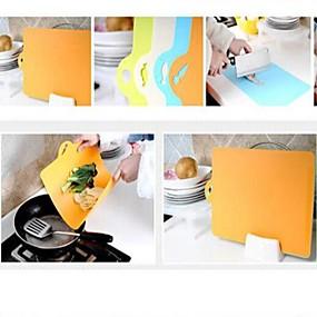 رخيصةأون أدوات & أجهزة المطبخ-الفولاذ المقاوم للصدأ لوحة قطع صديقة للبيئة أدوات أدوات المطبخ للحوم