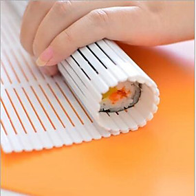 رخيصةأون أدوات & أجهزة المطبخ-بلاستيك جودة عالية لأواني الطبخ أدوات السوشي