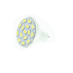 ieftine Spoturi LED-SENCART 2 W Spoturi LED 210-245 lm GU4(MR11) MR11 15 LED-uri de margele SMD 5730 Intensitate Luminoasă Reglabilă Decorativ Alb Cald Alb Rece Alb Natural 12 V 24 V / RoHs