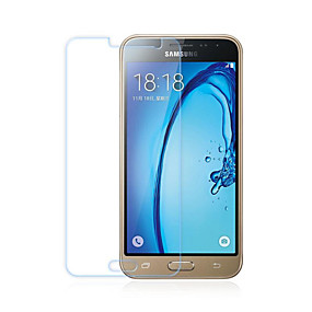 Недорогие Защитные пленки для Samsung-Защитная плёнка для экрана для Samsung Galaxy J3 (2016) Закаленное стекло Защитная пленка для экрана