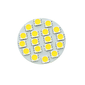 ieftine Spoturi LED-SENCART 1 buc 5 W Spoturi LED 450-480 lm G4 MR11 18 LED-uri de margele SMD 5730 Intensitate Luminoasă Reglabilă Alb Cald Alb Rece Alb Natural 12 V / 1 bc / RoHs