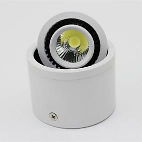olcso Mennyezeti LED lámpák-KAKAXI Mennyezeti izzók 700 lm 1 LED gyöngyök COB Dekoratív Meleg fehér Hideg fehér 85-265 V / 1 db. / RoHs / FCC