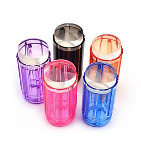 olcso Körömdíszítő bélyegző sablon lemez-Műanyag-6*3cm-1set