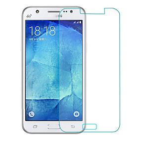 Недорогие Защитные пленки для Samsung-Защитная плёнка для экрана для Samsung Galaxy J7 Закаленное стекло Защитная пленка для экрана