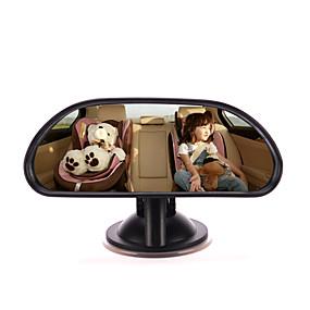 Недорогие Rear View Monitor-iztoss ребенка автомобиль зеркало заднего сиденья обращенных назад младенец в поле зрения регулируемый автомобиль ребенка зеркало заднего