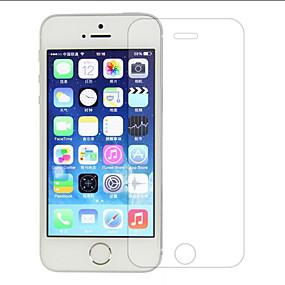 olcso Videokamera & fényképezőgép tartozékok-AppleScreen ProtectoriPhone 6s Plus 9H erősség Kijelzővédő fólia 1 db Edzett üveg