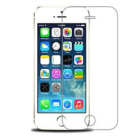 olcso Kiárusítás-AppleScreen ProtectoriPhone 6s 2.5D gömbölyített szélek Kijelzővédő és hátlap fólia 1 db Edzett üveg