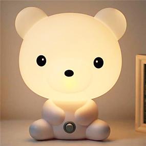 olcso Ajándék fények-1 db LED éjszakai fény Dekoratív 220 V