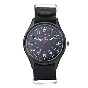 Недорогие Фирменные часы-SOXY Муж. Нарядные часы Кварцевый Черный / Зеленый Cool / Аналоговый На каждый день - Черный Зеленый