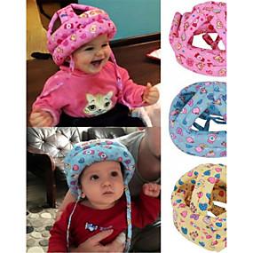 olcso Konyhai eszközök és edények-baba biztonsági sisak fejvédő no-bumps állítható fejvédő