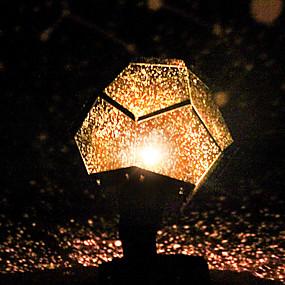 povoljno LED noćna rasvjeta-Svjetlo projektora neba Može se puniti Baterija 1 kom.