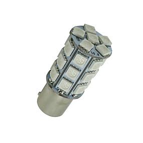 رخيصةأون مصابيح إشارات السيارات-SO.K 10pcs 1156 لمبات الضوء 3 W 200 lm LED ضوء النهار For عالمي جميع الموديلات كل السنوات