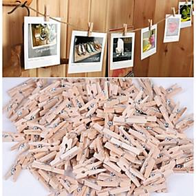 olcso Esküvői dekorációk-Egyedi esküvői dekor Fa / Környezetbarát anyag Esküvői dekoráció Karácsony / Esküvő / Évforduló Tengerparti téma / Kerti témák / Ázsiai téma Tavasz / Nyár / Ősz