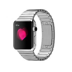 رخيصةأون تسوق حسب موديل الهاتف-حزام إلى أبل ووتش سلسلة 5/4/3/2/1 Apple فراشة مشبك معدني ل ستانلس ستيل شريط المعصم