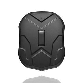 voordelige GPS-volgapparatuur-lekemi Voor Automatisch ABS kunststof GPS-positionering, Anti-verloren Wielrennen
