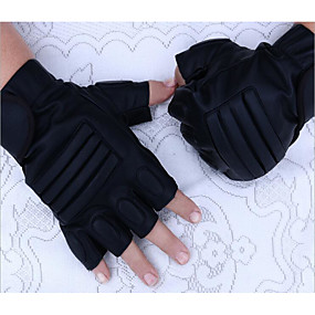 Недорогие Мотоциклетные перчатки-Короткий палец Полиуретан Полиуретан Мотоциклы Перчатки