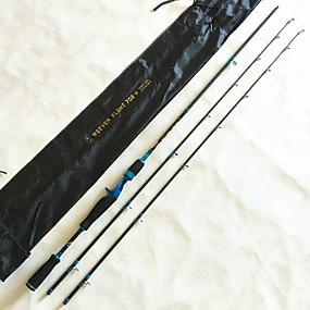 olcso Horgászbotok-casting horgászbot 2.1 cm Szén Közepes erősségű fény (ML) Csalidobó Folyóvíz horgászat Általános horgászat