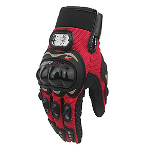 povoljno Motociklističke rukavice-sportskim jahanje rukavice moto rukavice električni auto utrke glovese