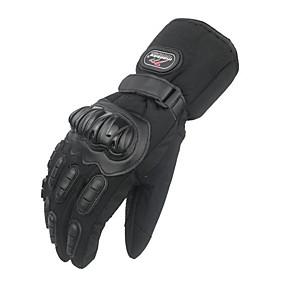 voordelige Motorhandschoenen-Lange Vinger motorfietsen Handschoenen