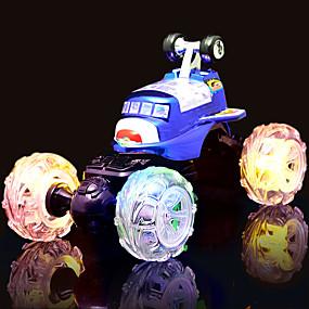 رخيصةأون مصابيح ليد مبتكرة-قاد 1PC سيارة تحكم عن بعد الإبداعية كودومو يحركها السلطة لا omocha ضوء الليل