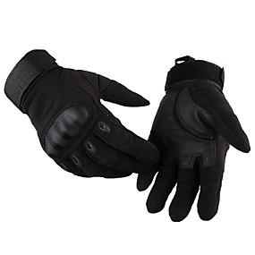 Недорогие Мотоциклетные перчатки-черный ястреб тактический полный палец открытый тактический армейский вентилятор дышащие нескользящие износостойкие перчатки