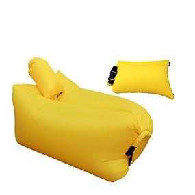 billige Rejsetilbehør-Oppustelig sofa / Sovepose Vandtæt / Bærbar / Foldbar Udendørs / Til hjemmet Ensfarvet