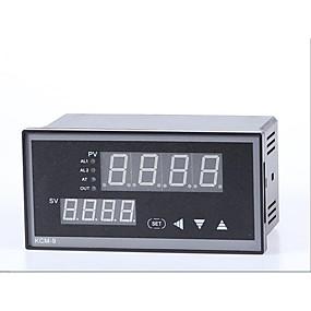 olcso Thermometers-yuyao finom rekord scr nulla kiváltó hőmérséklet-szabályozó pid intelligens hőmérséklet mérő hőmérő univerzális bemenet