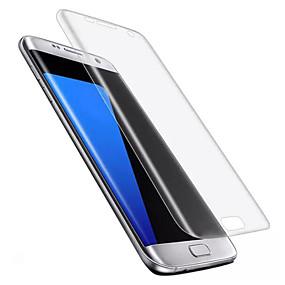 Недорогие Чехлы и кейсы для Galaxy S-asling экран протектор samsung galaxy для s7 край домашнее животное 1 шт полностью защитный экран для тела ультратонкий взрывонепроницаемый высокой четкости (hd)
