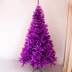 cheap Holiday & Party Decorations-Purple Christmas Tree 90cm Encryption Christmas Package 90 cm Christmas Tree