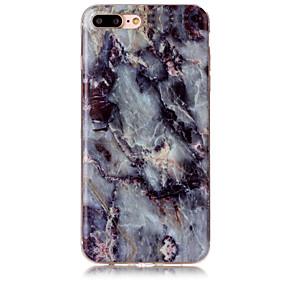 voordelige Galaxy J3 Hoesjes / covers-hoesje Voor Samsung Galaxy J7 (2016) / J7 / J5 (2016) IMD Achterkant Marmer Zacht TPU