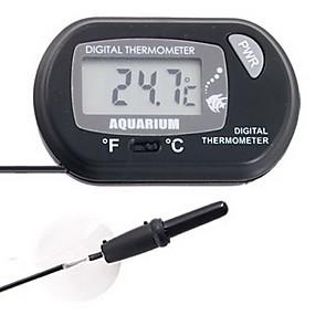 olcso Akvárium Melegítők és hőmérők-digitális lcd hal akvárium tartály tó tengervízben hőmérő