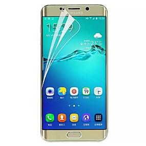 Недорогие Защитные пленки для Samsung-Samsung GalaxyScreen ProtectorJ7 (2016) HD Защитная пленка для экрана 1 ед. Закаленное стекло