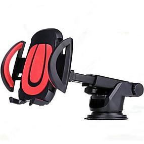 billige Køretøjsmonteret-Bil Universal / Mobiltelefon Monter stativholder 360° Rotation Universal / Mobiltelefon ABS Holder