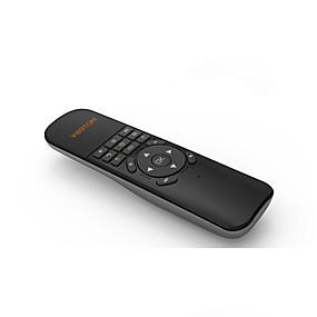 olcso Billentyűzetek-LITBest S521 Vezeték nélküli / Vezeték nélküli 2,4 GHz-es Air Mouse Minii billentyűzet Csendes 17 pcs Kulcsok