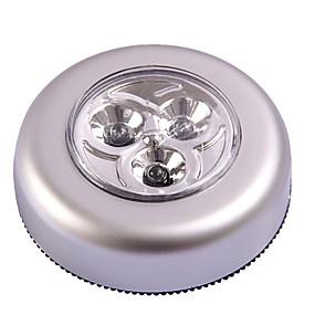olcso Sürgősségi fények-három további háztartási lámpa LED lámpa vészhelyzet lámpa érintés lámpa kemping lámpa fali lámpa autó hátsó doboz (elem nem tartozék)