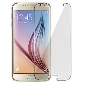 Недорогие Чехлы и кейсы для Galaxy S-Защитная плёнка для экрана для Samsung Galaxy S7 / S6 / S5 Закаленное стекло Защитная пленка для экрана Против отпечатков пальцев