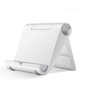 economico Da tavolo-Da letto / Da scrivania Universale / Cellulare / Tablet Montare il supporto del supporto Supporto regolabile Universale / Cellulare / Tablet Plastica Titolare