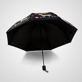 billiga Regnkläder-Ihopfällbart Paraply Sittvagn