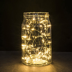 cheap Home & Garden-3m String Lights 30 LEDs Decorative / IP65