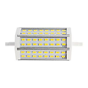 olcso LED fénycsövek-1db 15 W Fénycsövek 1200 lm R7S T 48 LED gyöngyök SMD 5730 Dual-Head Meleg fehér Hideg fehér 85-265 V / 1 db. / RoHs