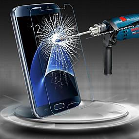 Χαμηλού Κόστους Galaxy S Προστατευτικά Οθόνης-Προστατευτικό οθόνης για Samsung Galaxy S7 / S6 Σκληρυμένο Γυαλί Προστατευτικό μπροστινής οθόνης