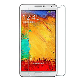 זול Galaxy Note מגני מסך-מגן מסך ל Samsung Galaxy Note 4 זכוכית מחוסמת מגן מסך קדמי (HD) ניגודיות גבוהה