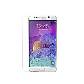 olcso Galaxy Note Képernyővédő fóliák-Képernyővédő fólia mert Samsung Galaxy Note 5 PET Kijelzővédő fólia High Definition (HD)
