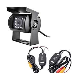 Недорогие Автоэлектроника-КМОП-структура 170° Камера заднего вида Водонепроницаемый / Беспроводной / Ночное видение для Автобус