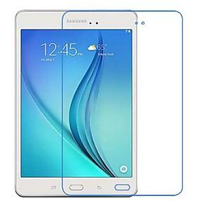 Недорогие Galaxy Tab Защитные пленки-Защитная плёнка для экрана для Samsung Galaxy Закаленное стекло 1 ед. Защитная пленка для экрана Уровень защиты 9H / 2.5D закругленные углы / Взрывозащищенный