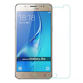 Недорогие Защитные пленки для Samsung-asling экран протектор samsung galaxy для j5 (2016) закаленное стекло 1 шт передняя защита экрана ультратонкая 9-кратная твердость высокой четкости (hd)