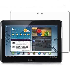 Недорогие Galaxy Tab Защитные пленки-Samsung GalaxyScreen ProtectorTab 2 10.1 HD Защитная пленка для экрана 1 ед. PET