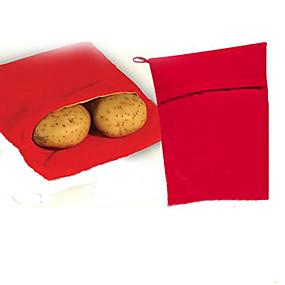 رخيصةأون أدوات & أجهزة المطبخ-طباخ قابل للغسل كيس خبز البطاطا طهي البطاطس المايكرويف سريع سريع